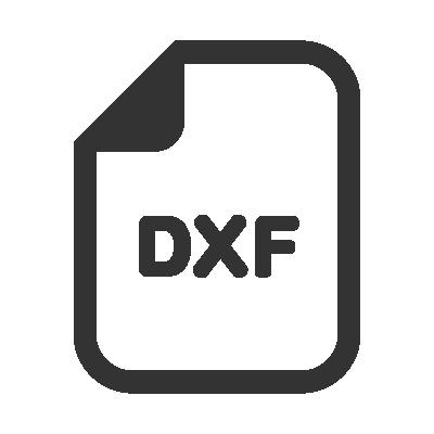 立水栓ロング F007 DXF ダウンロード